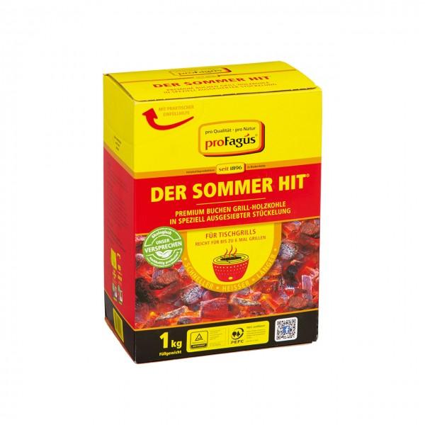 DER SOMMER HIT - Tischgrillkohle 1 kg
